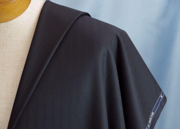 ■スキャバル幻の「エクスプレッション」濃紺・服地価格200万円